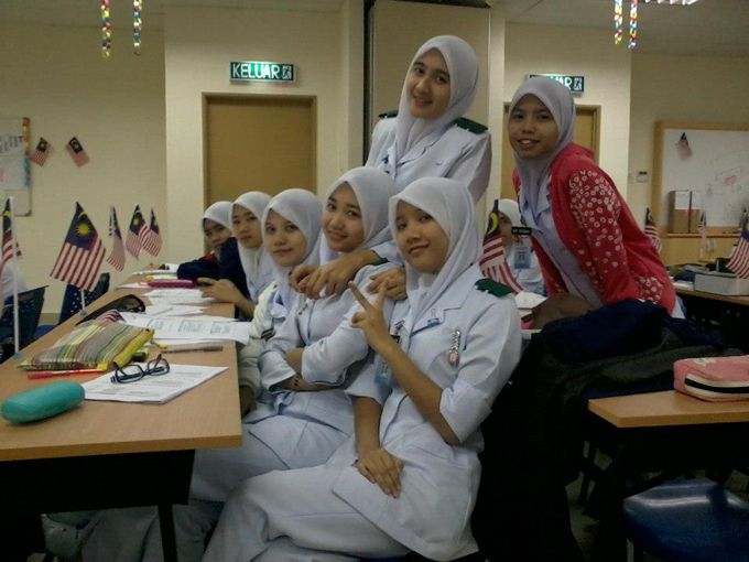 Progam Skim Latihan 1 Malaysia Jururawat
