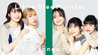 Música - Little Glee Monster - 愛しさにリボンをかけて / THE FIRST TAKE