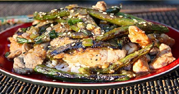 Spicy Green Beans With Pork Recipe