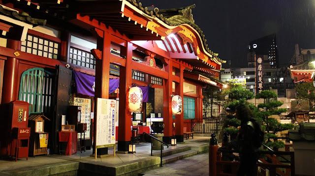 Tokudaiji - Ueno