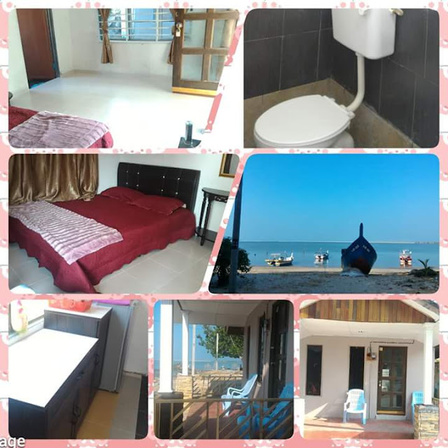 Chalet Roomstay pantai