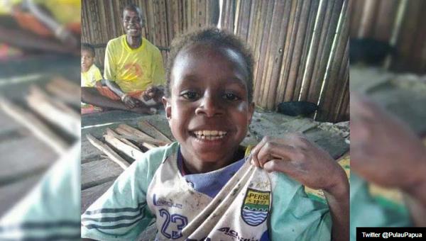 Mimpi Bobotoh Kecil Papua yang Jadi Kenyataan