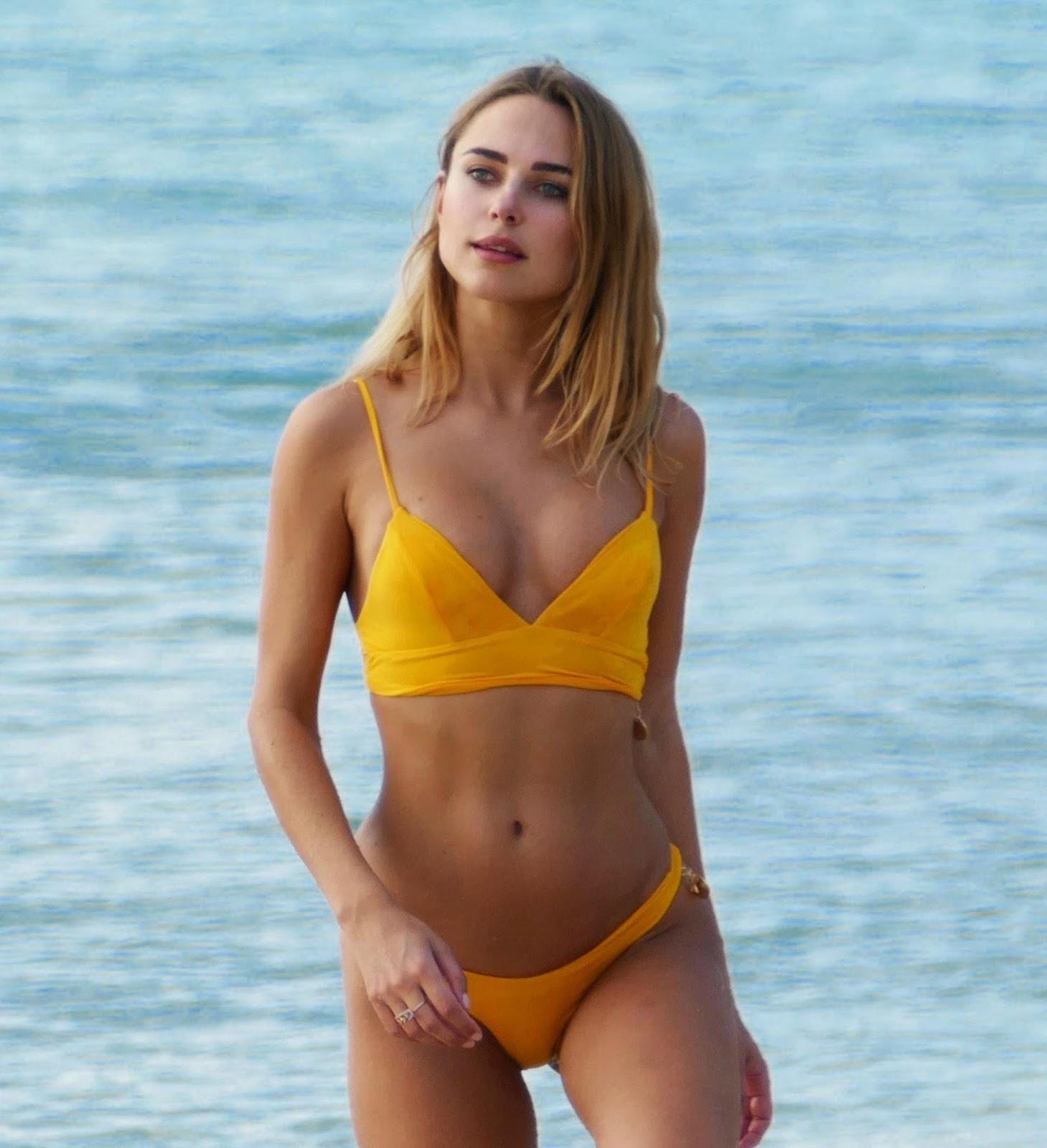Kimberley Garner Hot in Bikini