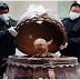 Jom Lihat Proses Menyalut Mayat Sami Budha Menjadi Emas