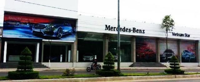 Mercedes Nha Trang là Đại lý số 1 miền Trung