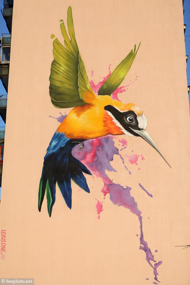 граффити нижний новгород