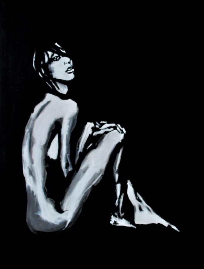 Польский художник. Dorota Politowska