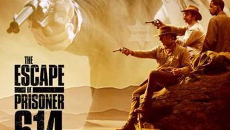 The Escape 2018 720p WEB-DL Movie Poster