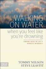 Review - Walking on Water When You Feel Like You're Drowning