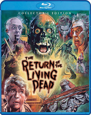 The Return of the Living Dead Collector's Edition Blu-ray