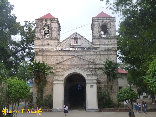 San Fernando Rey Parish Church in Lilo-an, Cebu