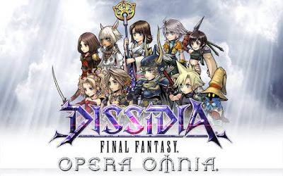 DISSIDIA FINAL FANTASY OPERA OMNIA MOD APK+DATA 1.0.1 for Android HACK Terbaru 2018 - JemberSantri