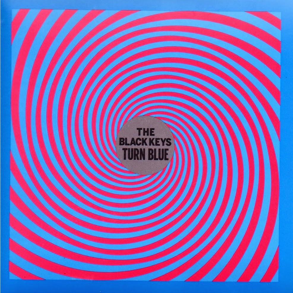 The Black Keys Collection Turn Blue Cd Promo Uk