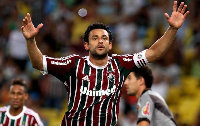 b17d87040c Jornalista aposta que Fred vai voltar para o Fluminense