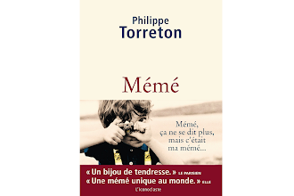 Lundi Librairie : Mémé - Philippe Torreton