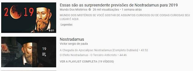 NOSTRADAMUS BAIXAR O EFEITO