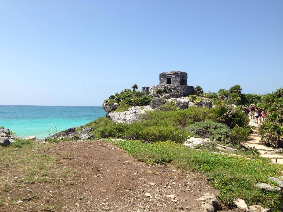 tulum, mexico, playa del carmen, holiday, travel, history, ruins, culture, travelling
