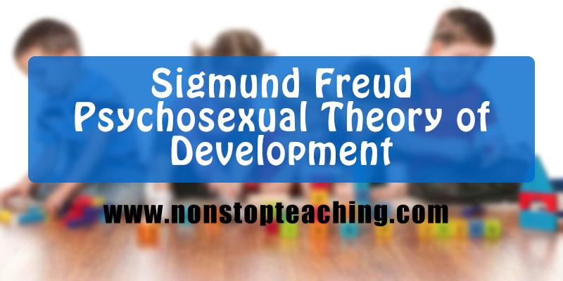 Psychosexual development controversy