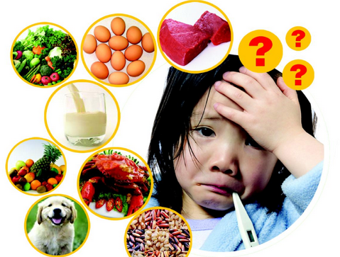Bahayanya Alergi Makan Kepada Anak - Anak