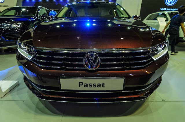 Manila International Car Show 2017 World Trade Center Philippines Volkswagen #mias2017 #volkswagen #passat
