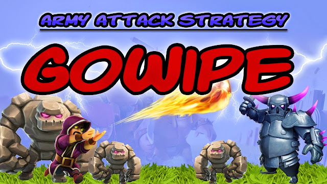 Gowipe TH8 War Strategi