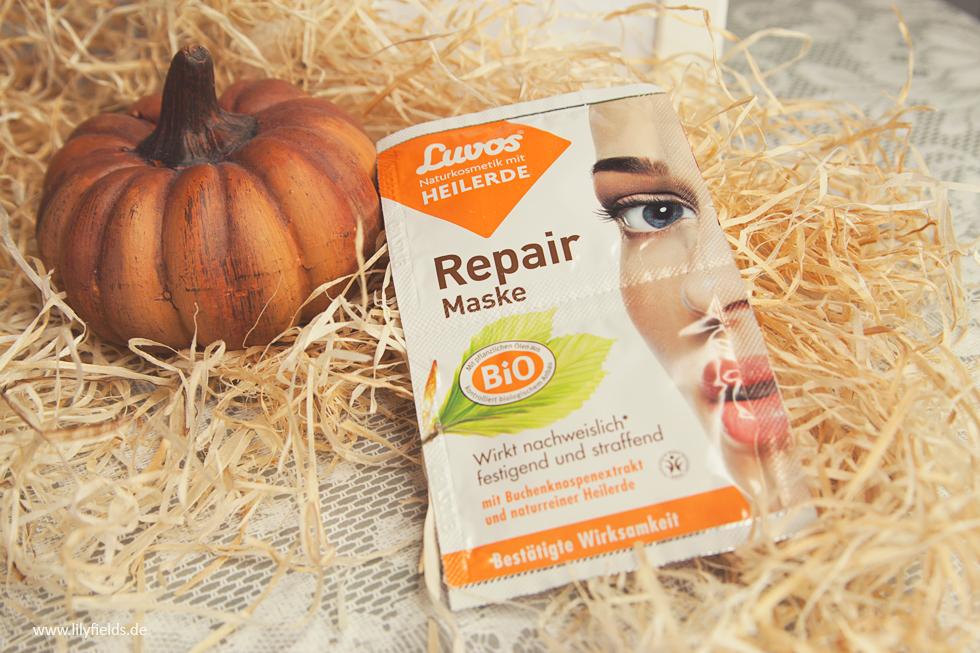 Luvos - Repair Maske