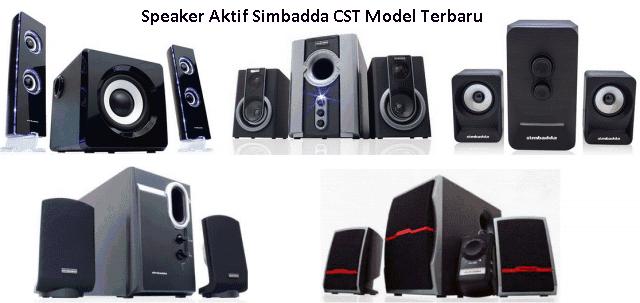 Speaker Aktif Simbadda
