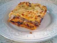 Lasagne alla Bolognese  - by https://syntages-faghtwn.blogspot.gr