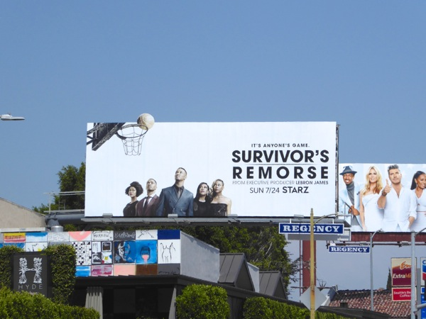 Survivor's Remorse season 3 extension billboard