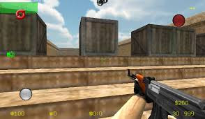 Counter Strike APK DATA V1.6 For Android + Cara Main