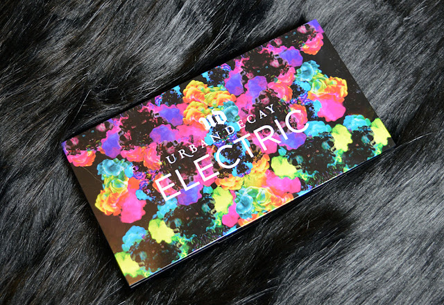 Urban Decay Electric Palette Packaging