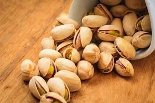الفستق الأخضر  مصادر البروتين النباتي