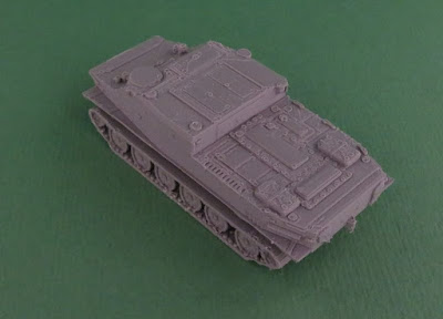 Soviet BTR-50 Amphibious Armoured Personnel Carrier picture 11