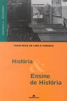 livro historia e ensino de historia