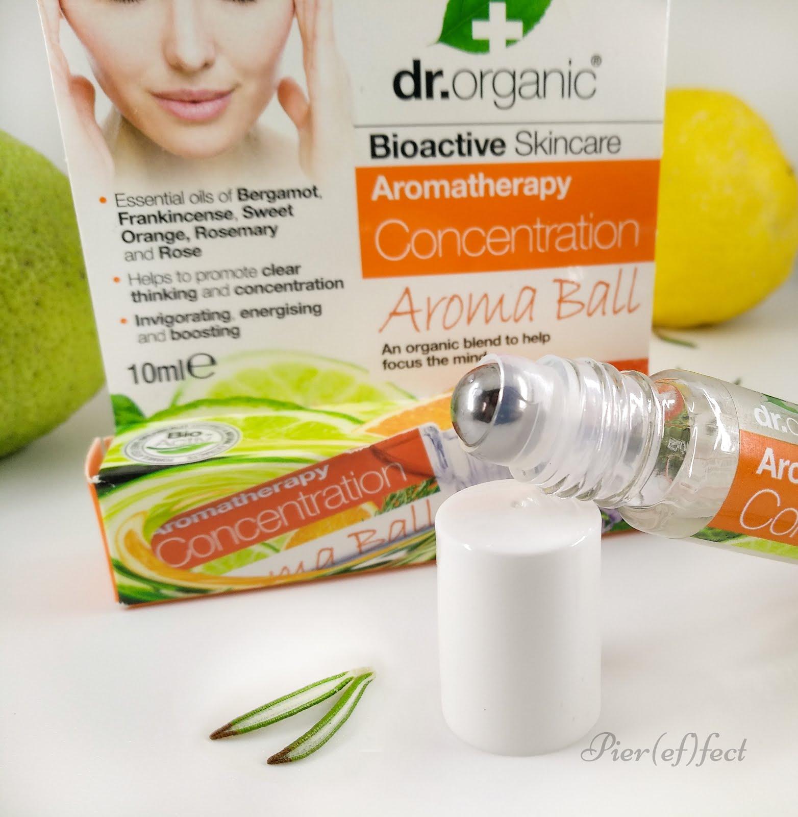 opinioni dr organic aroma ball