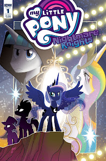 My Little Pony Nightmare Knights Cover A