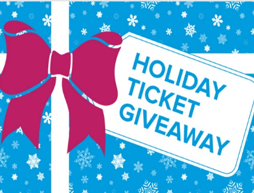 Live Nation Holiday Ticket Giveaway