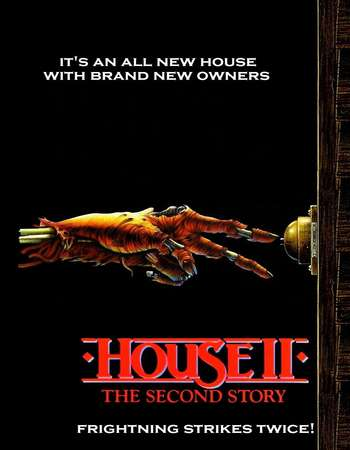 House II 1987 UNCUT Hindi Dual Audio BluRay Full Movie Download