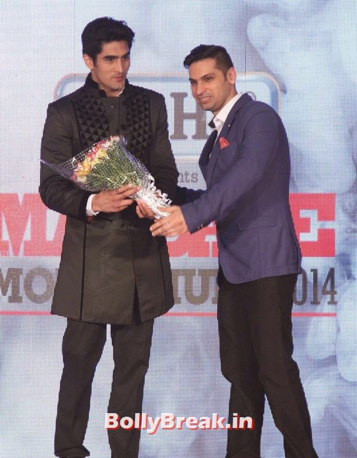 Vijender Singh, Mandate Model Hunt 2014 Grand Finale Photo Gallery