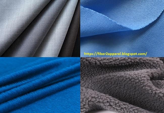 Woolen fabric list