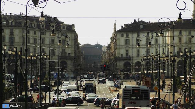 Torino Vittorio Veneto Po