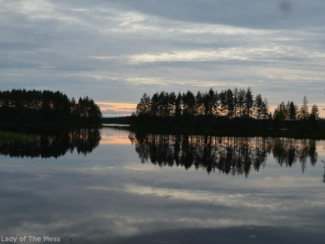 auringonlasku, sunset