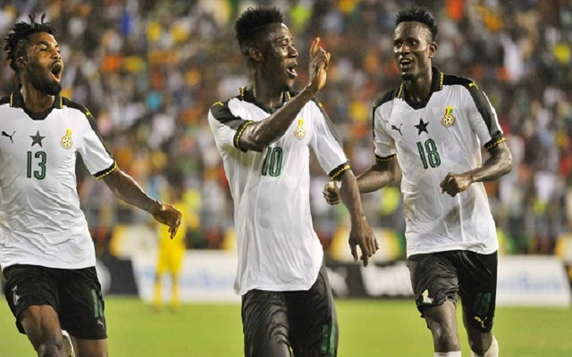 Cobinnah's super strike sends Ghana through to semis - 2017 WAFU Nations Cup