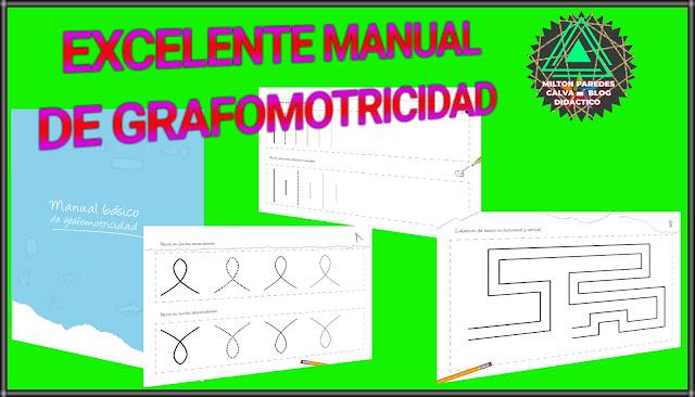 MANUAL BÁSICO DE GRAFOMOTRICIDAD