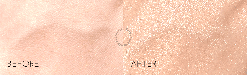 before-after-cnp-laboratory-aqua-soothing-toner