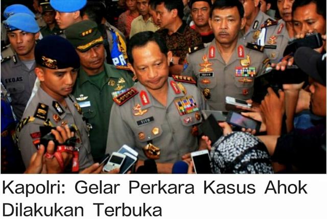 """Denny Siregar : """"Sekarang Saatnya Jokowi Melangkah"""""""
