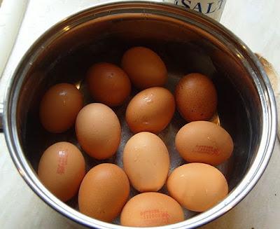 cara merebus telur agar tidak pecah, cara merebus telur agar mudah dikupas kulitnya,cara merebus telur yang sempurna,