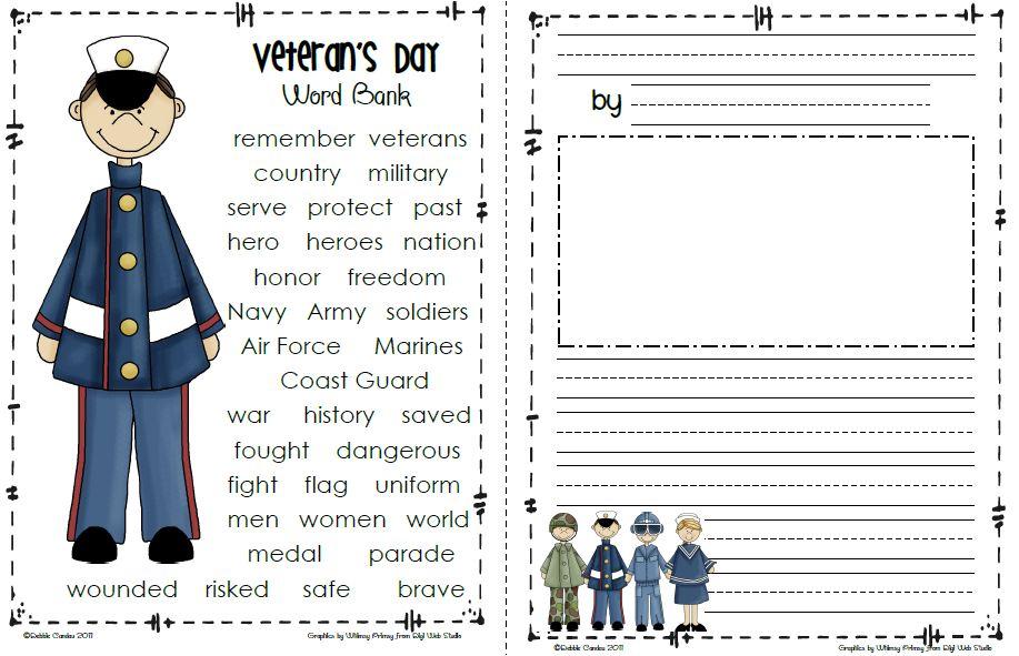 veterans day sample letter