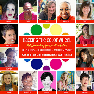 Hacking The Color Wheel - Sign up HERE