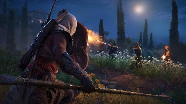 تأكيد تواجد عدة ميزات في لعبة Assassin's Creed Origins ( طور للتصوير و تعدد التخزينات تم المزيد )